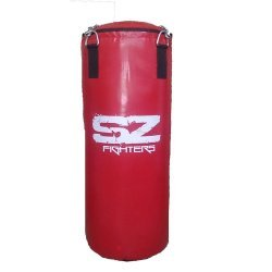 Боксов чувал червен 90 см 23 кг Profi SZ Fighters