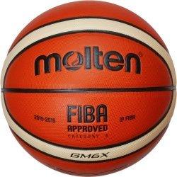 Баскетболна топка Molten BGM6X
