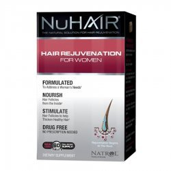 NuHair Hair Regrowth for Women 60 таблетки