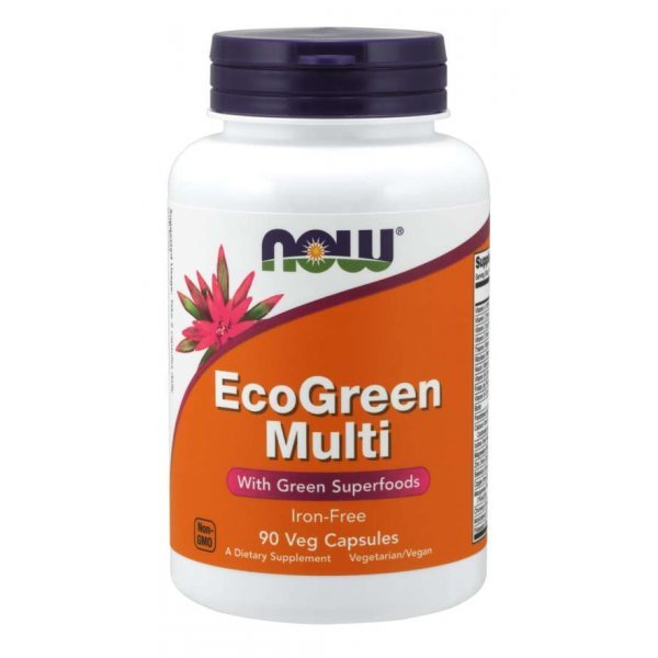 NOW EcoGreen Multi 90 капсулиNOW3790