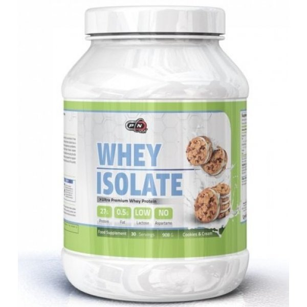Pure Nutrition Pure Whey Isolate 908 грPN2717