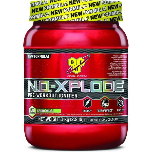 BSN THE NEW NO XPLODE 3.0 1000 грBSN THE NEW NO XPLODE 3.0 1000 гр