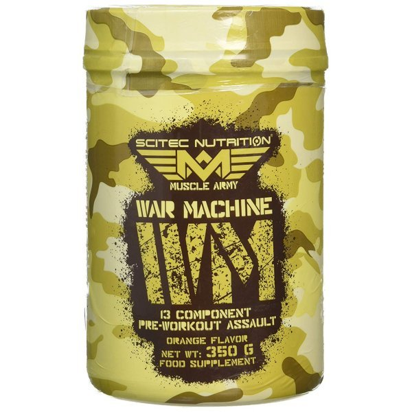 Scitec WAR MACHINE 350 грScitec WAR MACHINE 350 гр