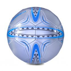 Футболна топка SPOKEY Ferrum, Сребрист / Син
