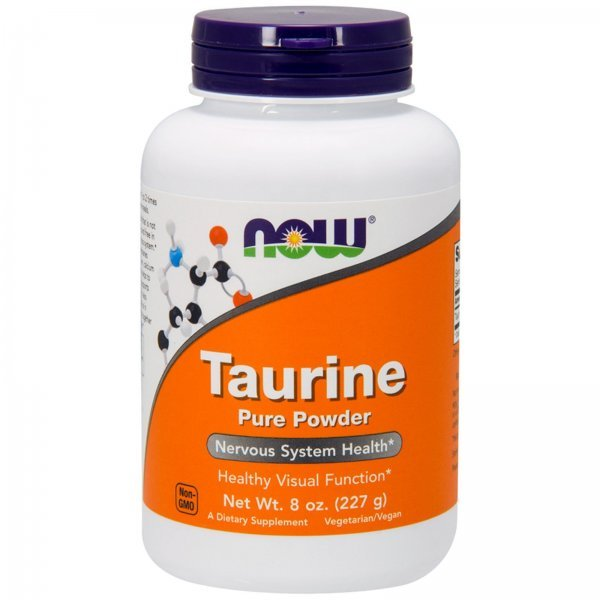 NOW Taurine 227 грNOW260
