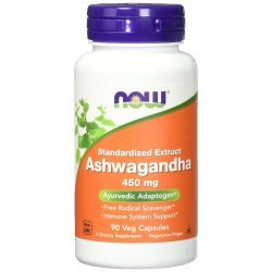 NOW Ashwagandha Extract 90 капсули