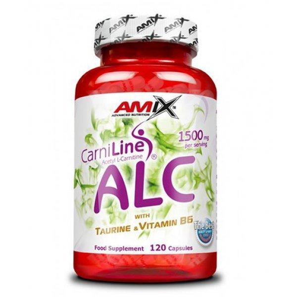 Amix ALC /Taurine & B6 120 капсули AM96