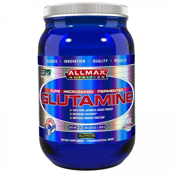 AllMax L-Glutamine 1000 грAllMax L-Glutamine 1000 гр