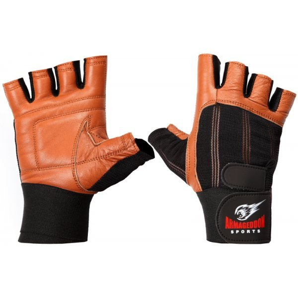 Ръкавици с Накитници Brown Armageddon SportsARM003