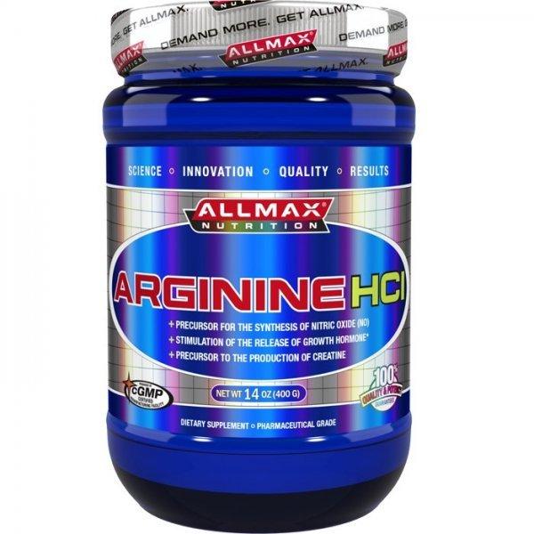 AllMax Arginine HCL 400 грAllMax Arginine HCL 400 гр