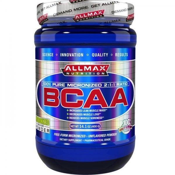 AllMax BCAA 2:1:1 400 грAllMax BCAA 2:1:1 400 гр
