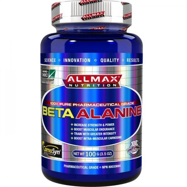 AllMax Beta Alanine 100 грAllMax Beta Alanine 100 гр