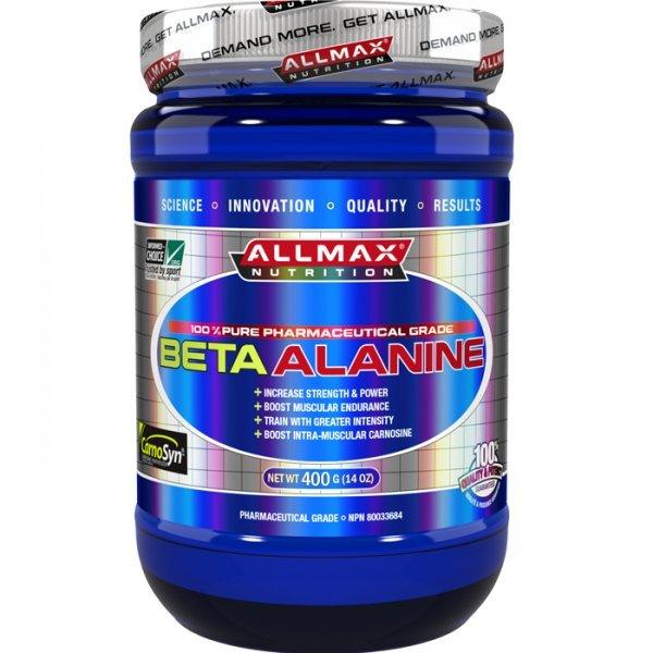 AllMax Beta Alanine 400 грAllMax Beta Alanine 400 гр