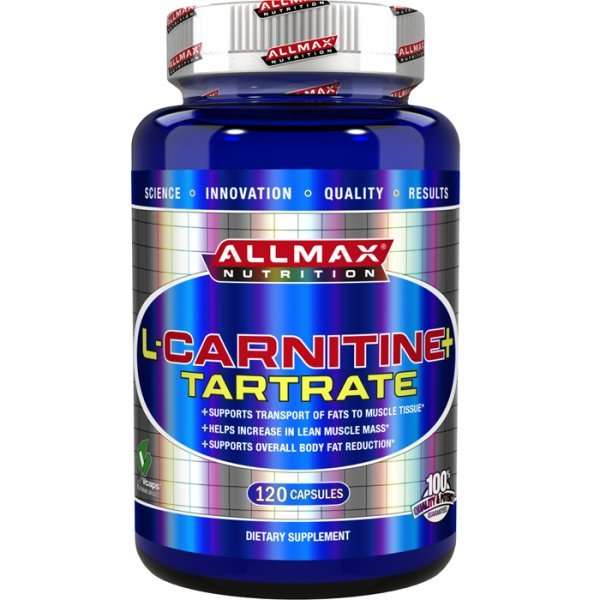 Allmax L-carnitine 120 таблеткиAllmax L-carnitine 120 таблетки