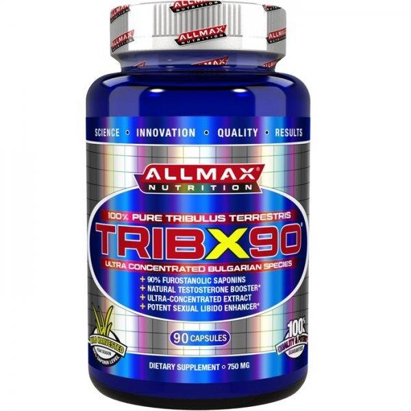 AllMax TribX 90 90 капсулиAllMax TribX 90