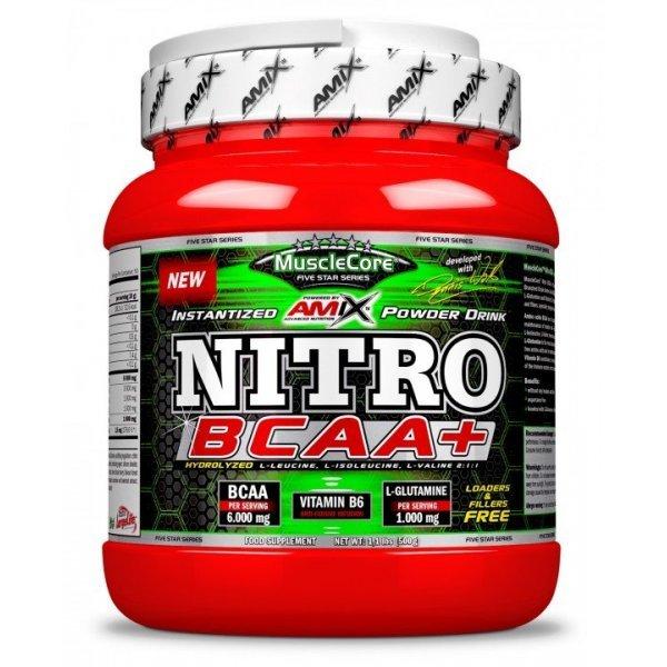 AMIX Nitro BCAA+ 500 грAM29