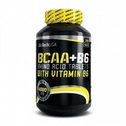BIOTECH USA BCAA + B6 200 таблетки
