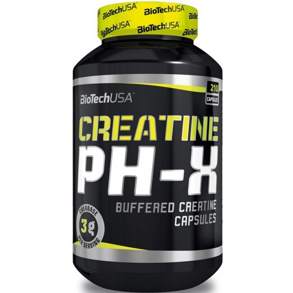 Biotech Creatine PH-X 210 капсулиBT336