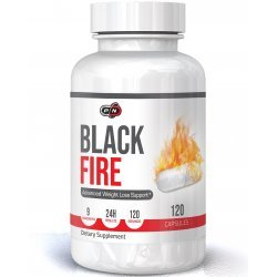 Pure Black Fire 120 капсули