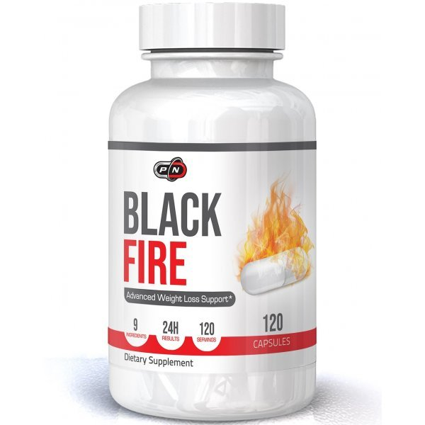 Pure Black Fire 120 капсулиPN1724