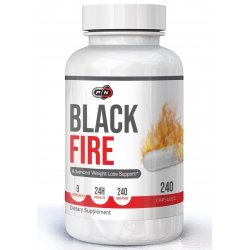 Pure Black Fire 240 капсули