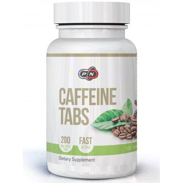 Pure Caffeine Tabs 200 мг 100 таблеткиPN1733