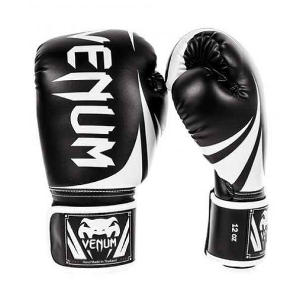 Боксови Ръкавици Challenger 2.0 VENUM, ЧеренVEN2120