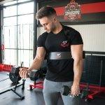 Бицепс изолатор Arm Blaster + БОНУС Тренировъчни фитили Аrmаgеddоn SроrtsARM0425