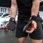 Тренировъчни подложки заместители на фитнес ръкавици Armageddon SportsARM0155
