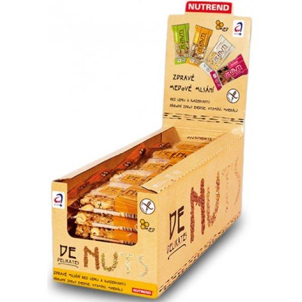 Nutrend DE-NUTS BARS 35 х 35 грNutrend DE-NUTS BARS 35 х 35 гр