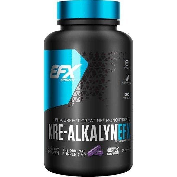 EFX Kre Alkalyn 120 капсулиkrealkalyn 3000 120