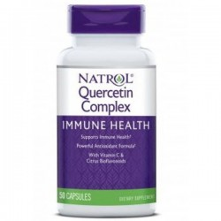 Natrol Quercetin 500 мг 50 капсули
