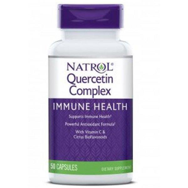 Natrol Quercetin 500 мг 50 капсулиNAT446
