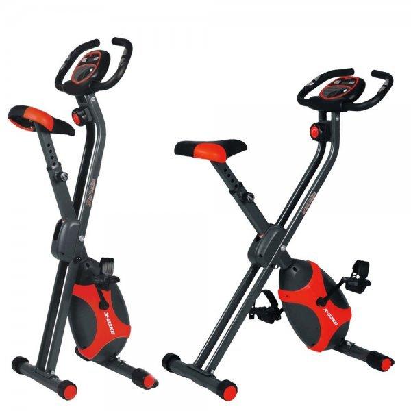 Сгъваем велоергометър inSPORTline Xbikein 5729