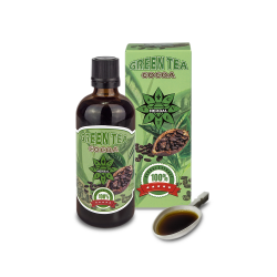 CVETITA Green Tea with COCOA 100 мл