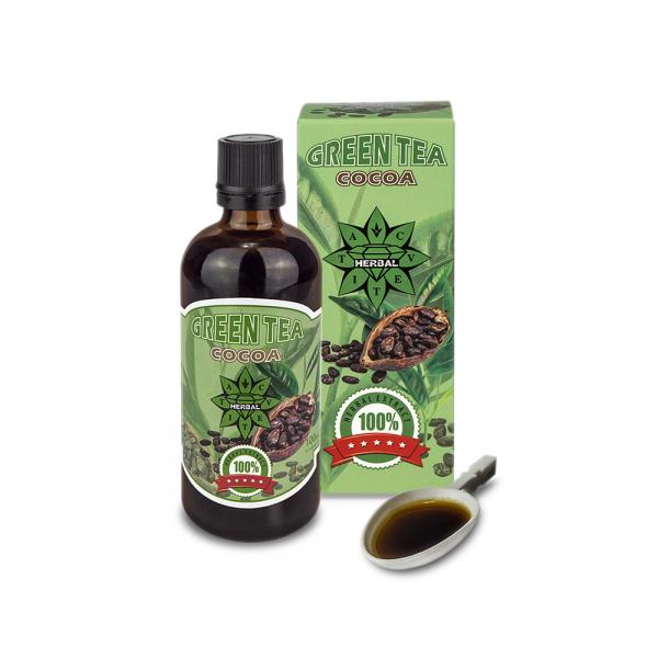 CVETITA Green Tea with COCOA 100 млCVE08