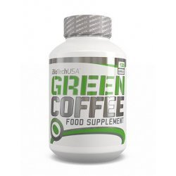 BIOTECH USA Green Coffee 120 капсули