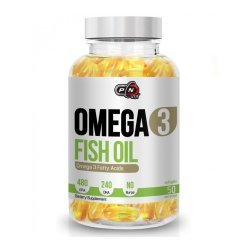 Pure Omega 3 Fish Oil 50 дражета