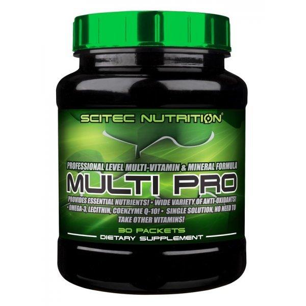 Scitec Multi Pro 30 пакетаMultiPro