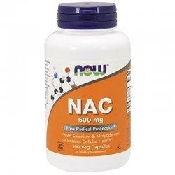 NOW NAC 100 капсули