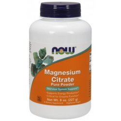 NOW Magnesium Citrate 227 гр