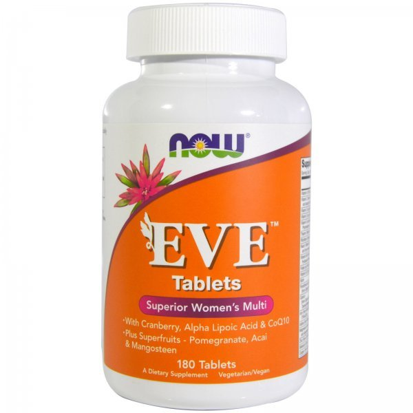 NOW Eve Women's Vitamins 180 таблеткиNOW3797