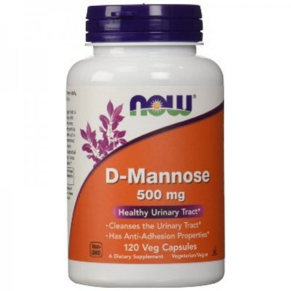 NOW D-Mannose 120 капсулиNOW2811