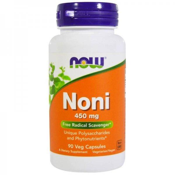 NOW Noni 450 мг 90 капсулиNOW4712