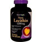 Natrol Soya Lecihtin 1200 мг 120 дражетаNAT4531