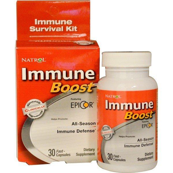Natrol Immune Boost 30 капсули NAT404