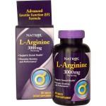 Natrol L-Arginine 3000 мг 90 таблеткиNAT4091