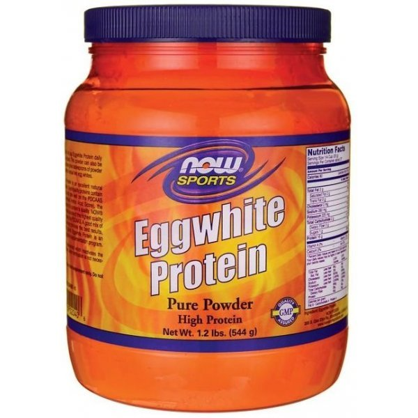 NOW Egg Protein 544 грNOW2040