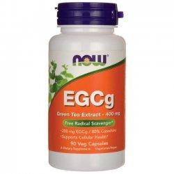 NOW EGCG Зелен Чай 90 капсули