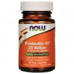 NOW Probiotic-10 25 Billion 50 капсулиNOW29261